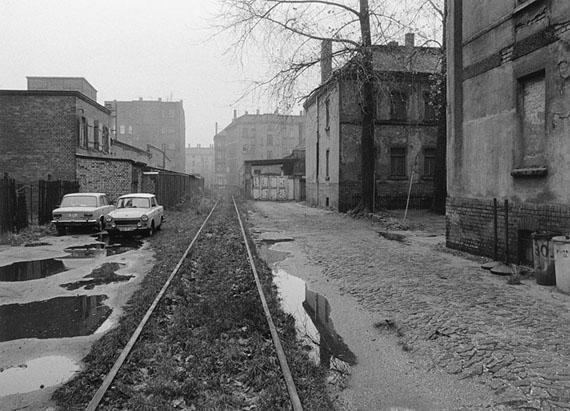 Anschlussgleis in Leipzig-Plagwitz